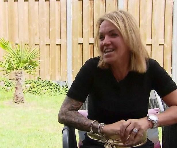 Videosnack: Chantal uit MAFS tindert erop los