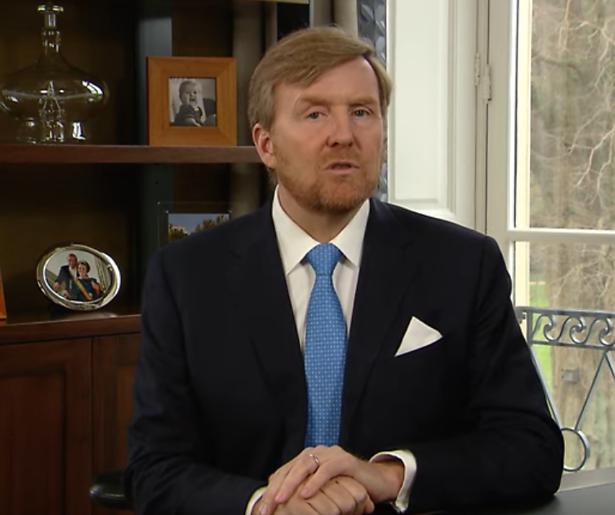 Veel lof voor hartverwarmende speech van Koning Willem-Alexander