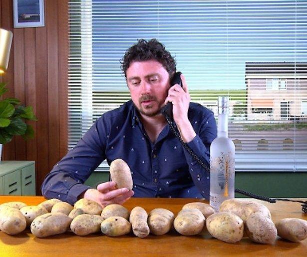 Miljoen kilo aardappelen