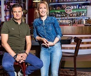 Jeroen Pauw te gast in eerste Café Hendriks & Genee