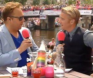 Bekend Nederland geniet van Canal Parade