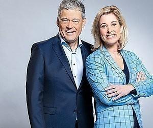 De TV van gisteren: Op1-duo Charles en Carrie maatje te groot voor Jinek op woensdag