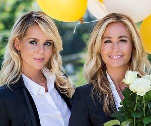 Ruim 1200 aanmeldingen voor trouwprogramma Wendy en Chantal