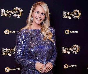 Chantal Janzen was ziek tijdens Gouden Televizier-Ring Gala 2017
