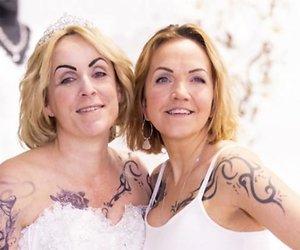 Chantal van Married at First Sight in De TV Kantine