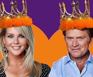 De TV van gisteren: Niet veel interesse voor Koningsdagshow Beau en Chantal