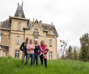 Chateau Meiland het hele jaar volgeboekt