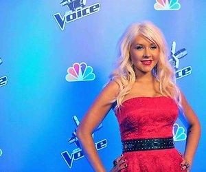 Christina Aguilera vond The Voice vreselijk