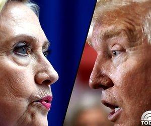 Clinton vs Trump vannacht live op RTL Z