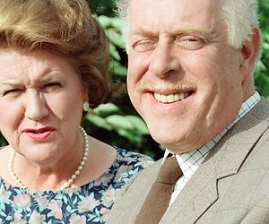 Schone Schijn-ster Clive Swift overleden op 82-jarige leeftijd