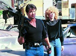 Cobra: Sylvester Stallone jaagt op ongure types