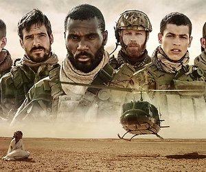 Nederlandse thrillerserie Commando's in augustus op NPO Plus