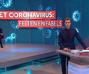 NOS komt donderdag met vijfde vragenuurtje over coronavirus