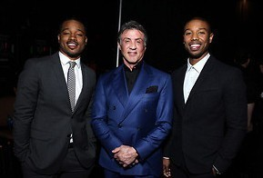 Michael B. Jordan krijgt boksles van Stallone in Creed