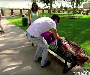 YouTube-hit: Goochelaar Criss Angel splitst lichamen in tweeën