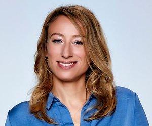 5 Uur Show-presentatrice Carolina Lo Galbo getroffen door coronavirus
