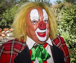 Clown Bassie opnieuw in revalidatiecentrum