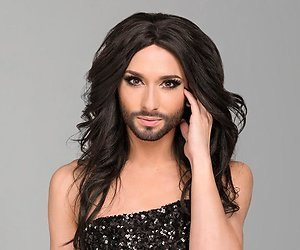 Songfestivalwinnares Conchita Wurst heeft hiv
