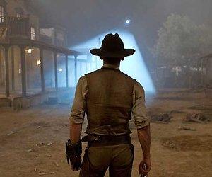 Cowboys & Aliens: Cowboy Daniel Craig knokt tegen aliens
