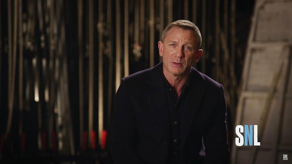 Daniel Craig is klaar met Bond spelen