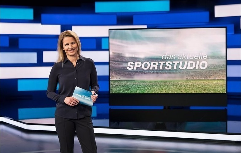 Topper in Duitsland in Das aktuelle Sportstudio