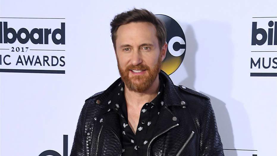 David Guetta in RTL Late Night