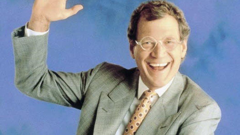 David Letterman naar India om klimaatverandering te bestuderen