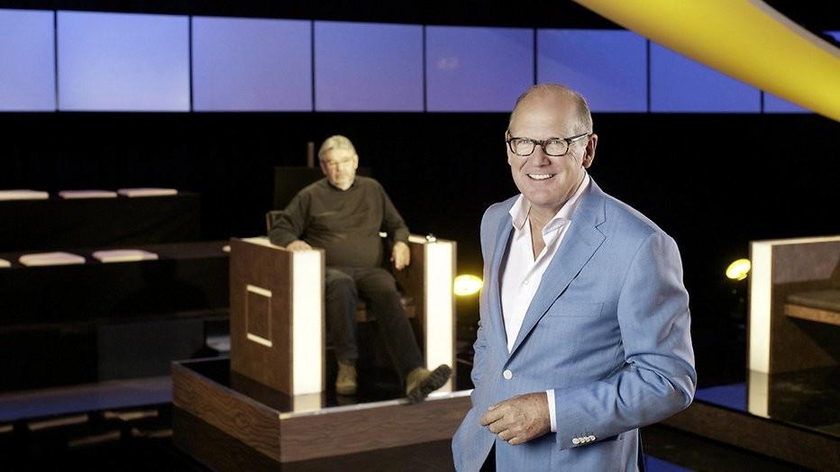 Frank Lammers en Derk Bolt in nieuw seizoen De Slimste Mens