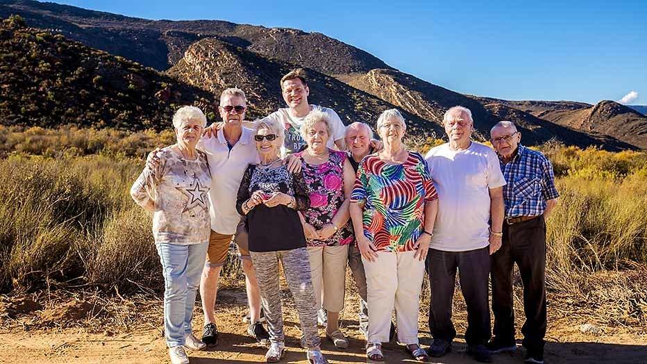 De Wereld Rond met 80-jarigen krijgt een tweede seizoen