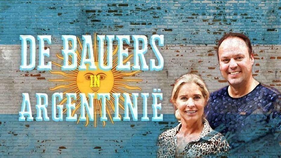 De TV van gisteren: De Bauers in Argentinië opent onder het miljoen