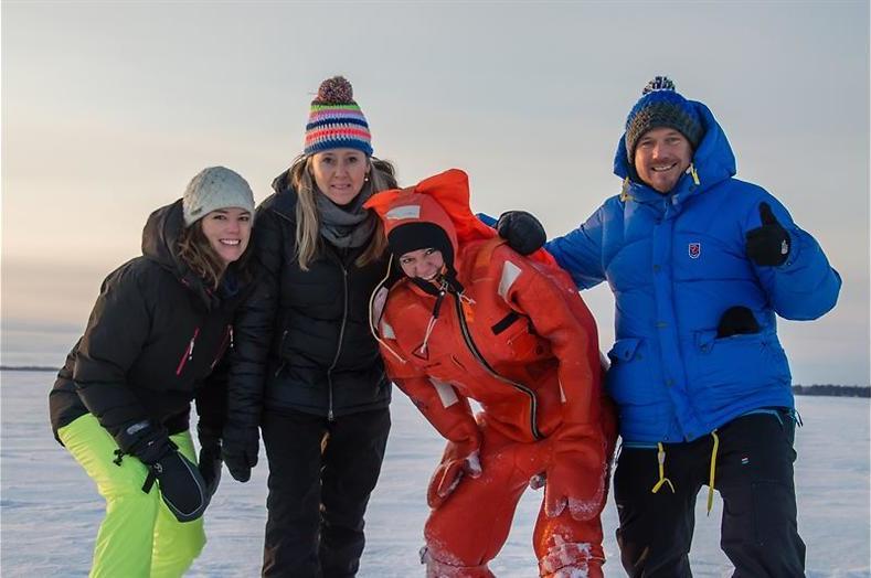 Overpeinzingen in Lapland in De Reis van Je Leven