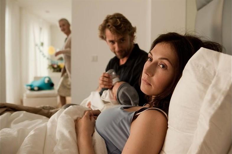 Carice van Houten heeft een postnatale depressie