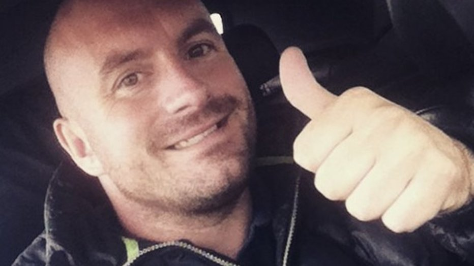 """Dean Saunders bedreigt Albert Verlinde: """"Ik sloop je"""""""