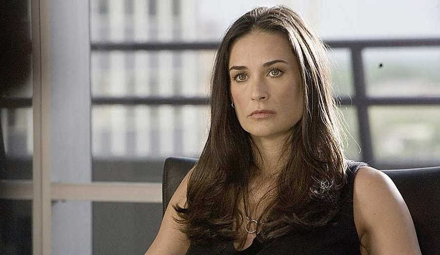 Demi Moore en dochter in tv-serie Empire