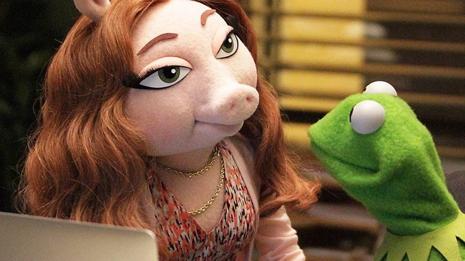 Kermit de Kikker heeft nu al een nieuwe vriendin