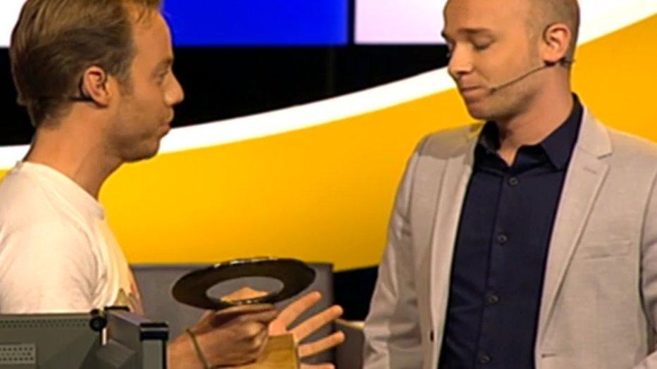 Diederik Smit winnaar Slimste Mens 2015
