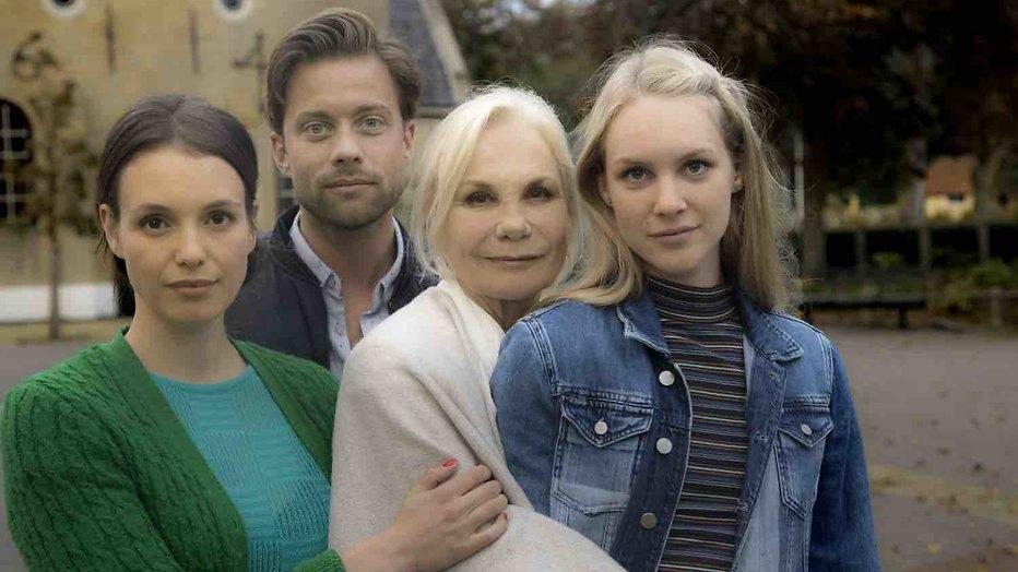De cast van Dokter Deen