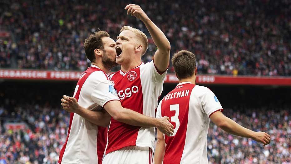 Voorronde Champions League Ajax – PAOK Saloniki