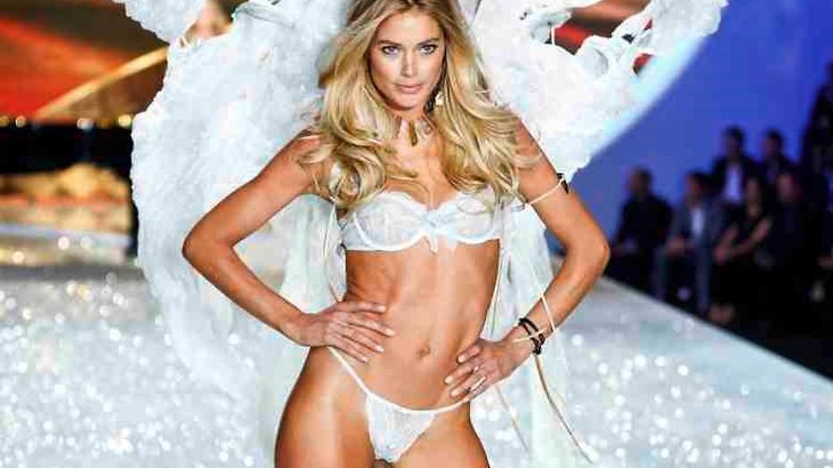 Net5 zendt modeshow Victoria's Secret uit