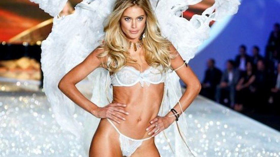 Doutzen Kroes weg bij Victoria's Secret