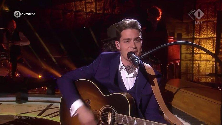 De TV van gisteren: 2,9 miljoen zien halve finale Eurovisie Songfestival