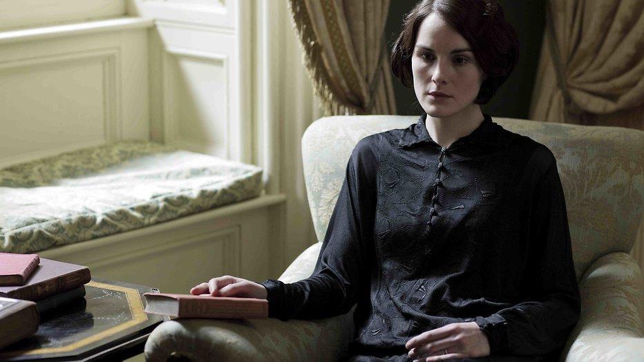 Downton Abbey-actrice ziet filmvervolg wel zitten