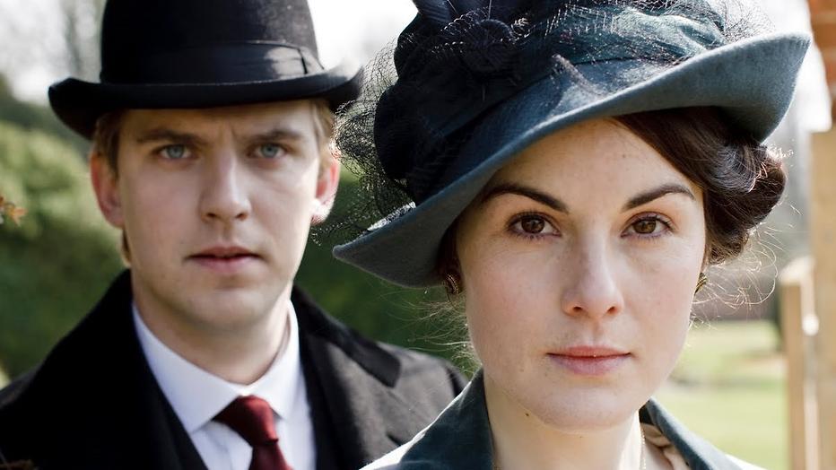 Vlammend vijfde seizoen voor Downton Abbey