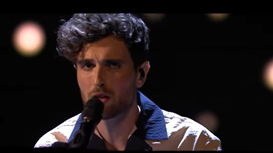 Duncan Laurence kreeg angstaanval tijdens Eurovision: Europe Shine A Light
