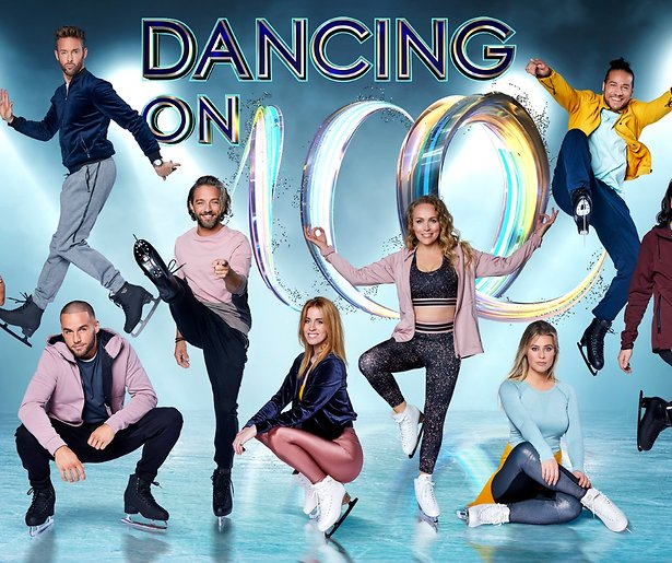 Dit is de tweede afvaller van Dancing on Ice