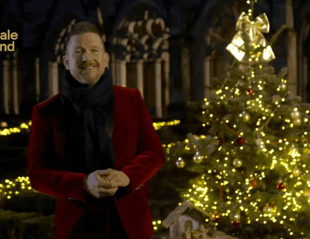 Johnny de Mol vertelt kerstverhaal tijdens De Nationale Kerstavond