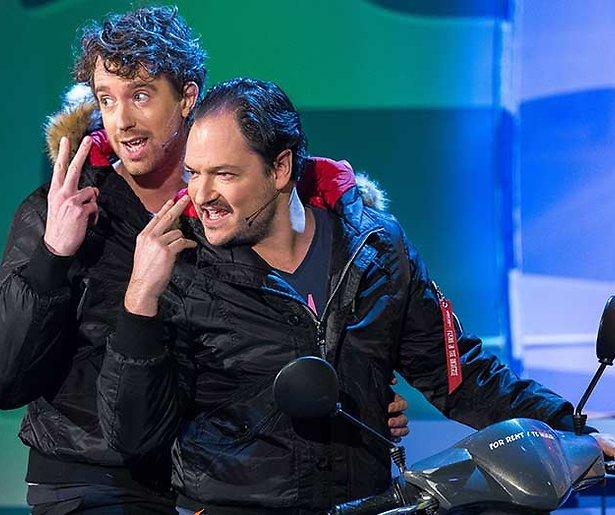 Jeroen Woe en Niels van der laan maken nieuw tv-programma
