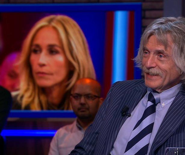 Terugkijken: Johan Derksen onthult SBS-salaris Wendy van Dijk