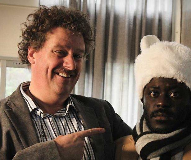 Luizenmoeder-directeur Diederik Ebbinge boos over kijkcijfers