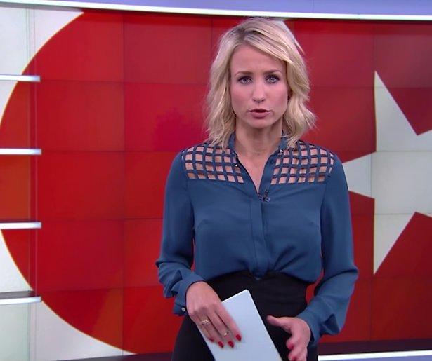 Luchtige kledingkeuze Dionne Stax verrast kijkers